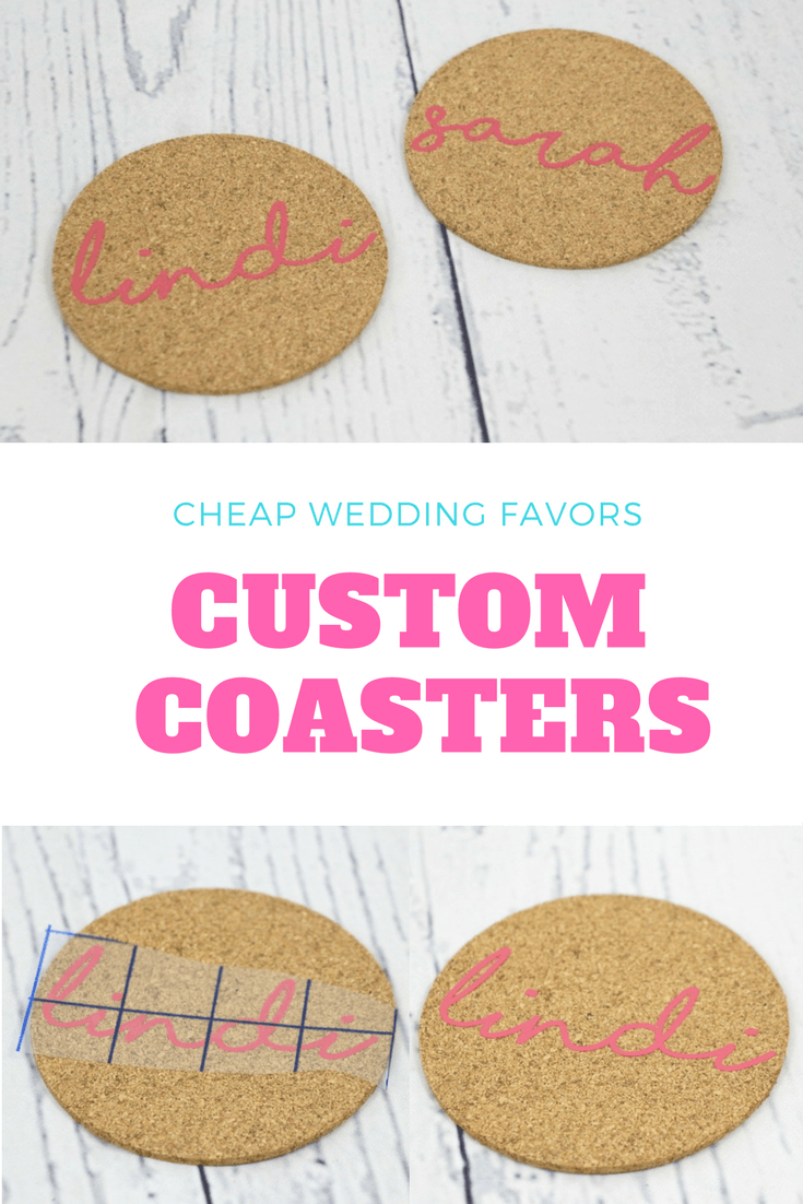 Cheap Wedding Favors by Polka Dotted Blue Jay on Love the Day
