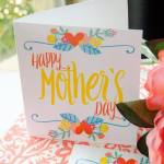 Dont forget to download your FREE printable Mothers Day cardhellip