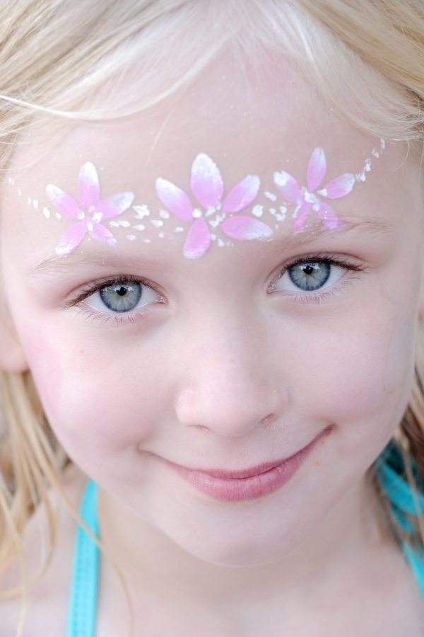 Face Painting Kids Birthday Party Ideas Love Day
