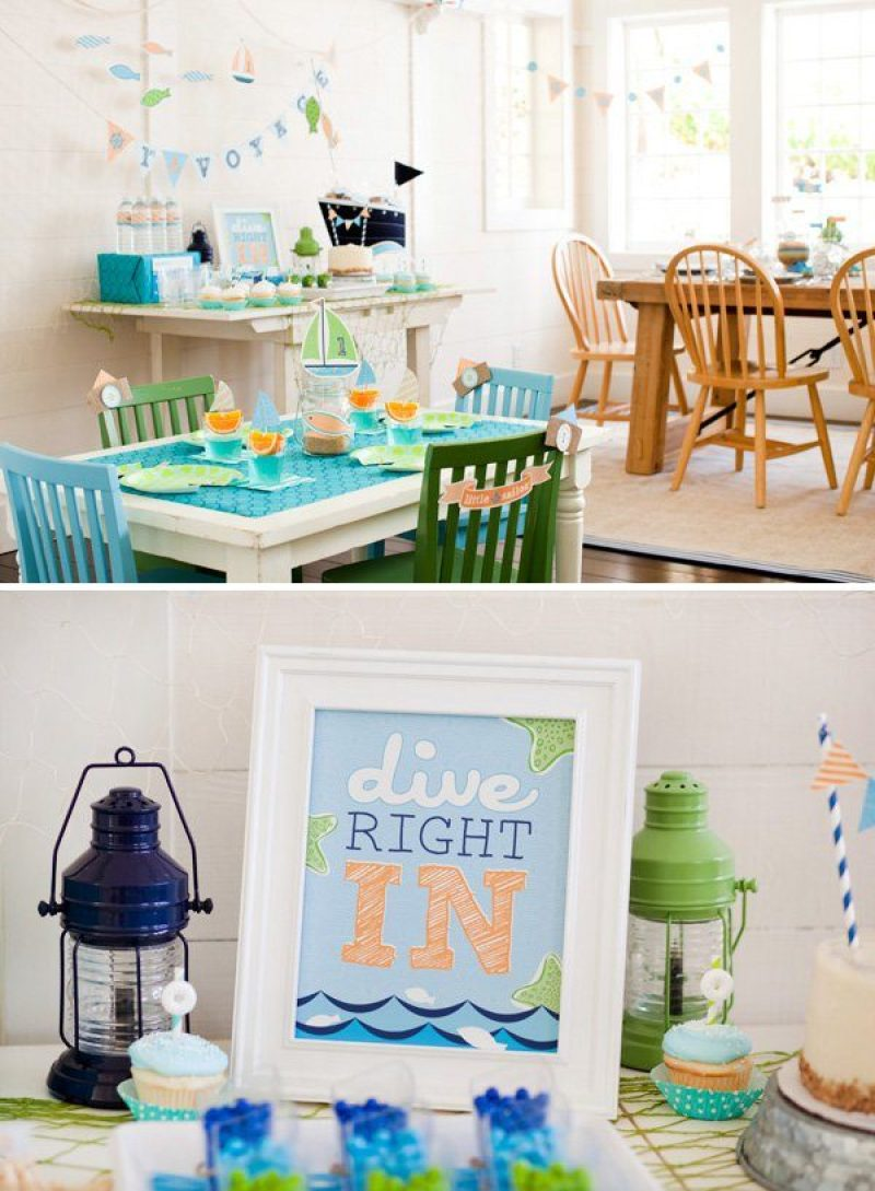 10 Summer 1st Birthday Party Ideas on Love the Day