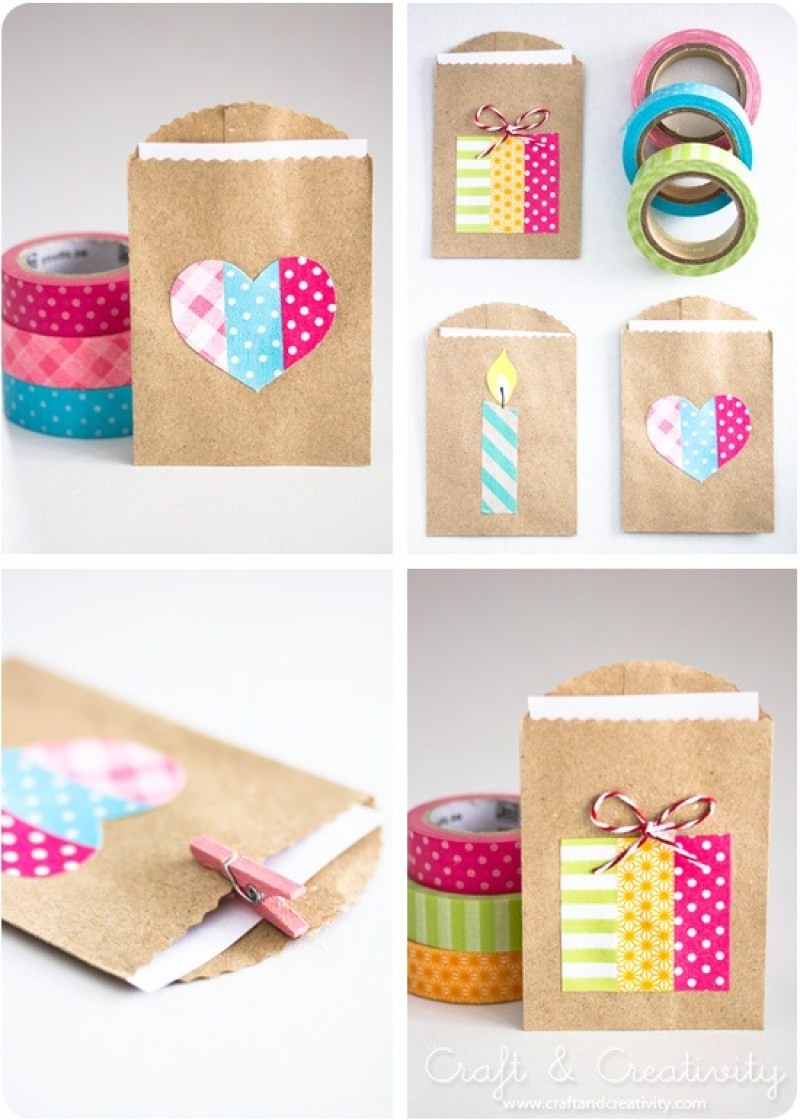 10 Washi Tape Projects on Love the Day