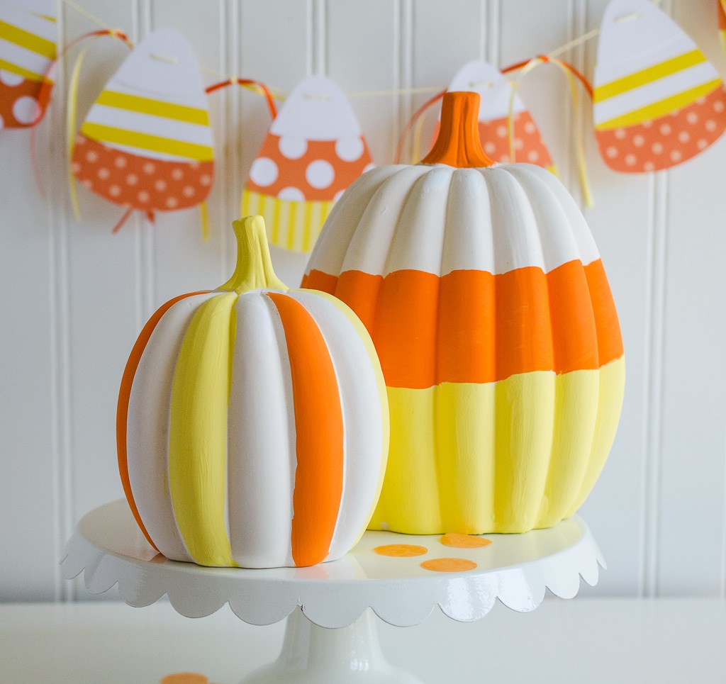 Easy Candy Corn Crafts By Fawn Parties On Love The Day