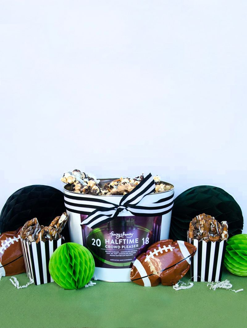 Perfect Football Party Treats for the Big Game by Lindi Haws of Love The Day