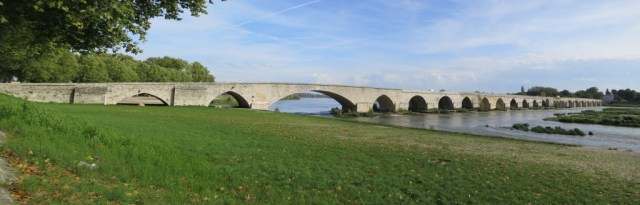 BPF : ORLEANAIS 45/Beaugency - Le pont sur la Loire