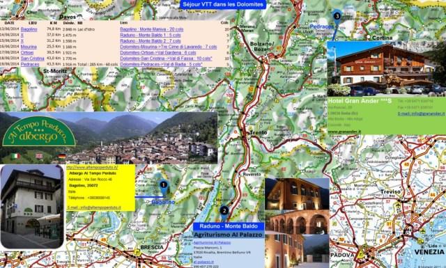 _Séjour Dolomites