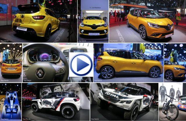 Album Mondial de l'Automobile 2016