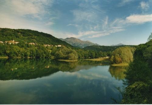 Vidracco et le lac de Gurzia