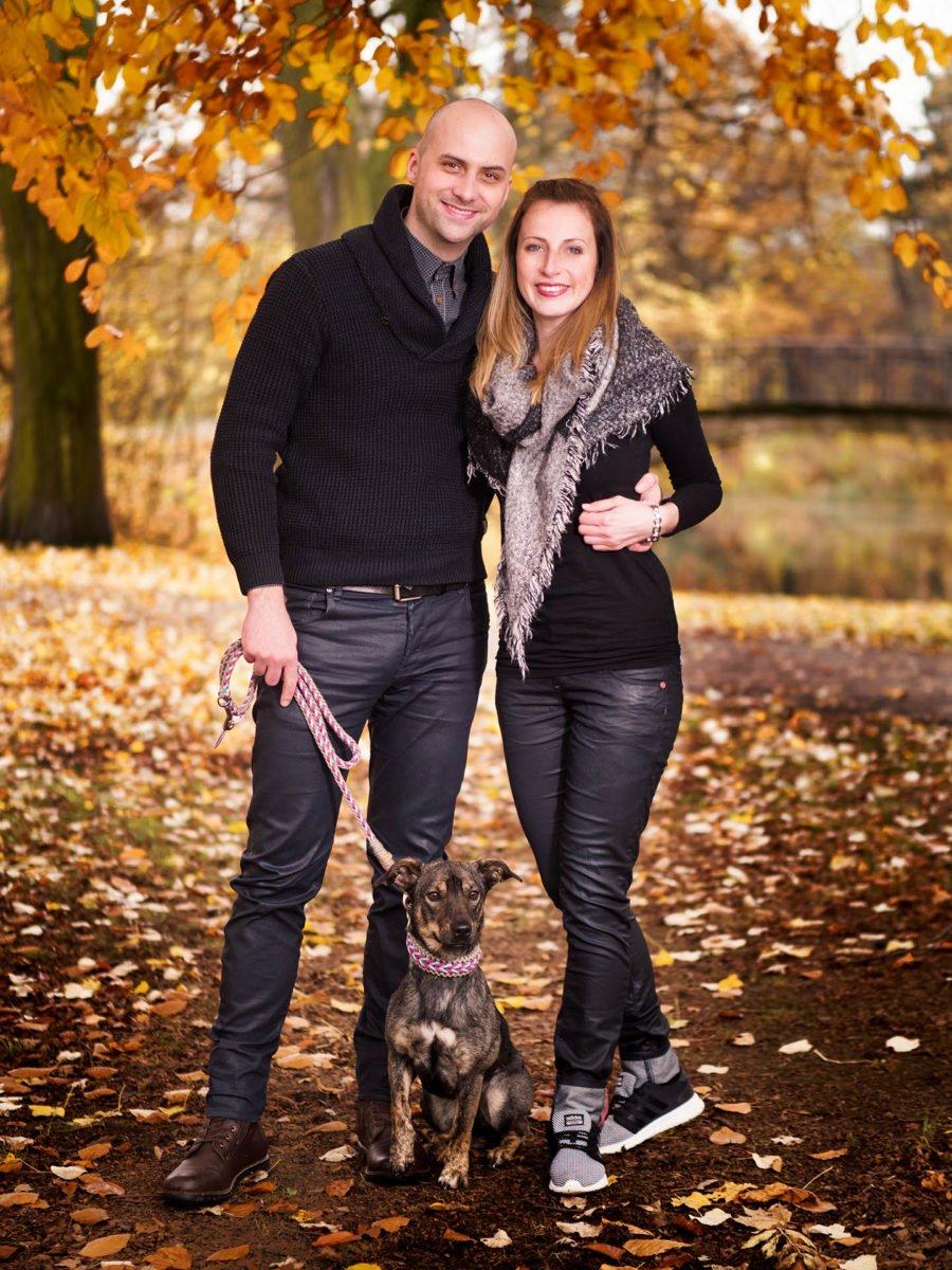 Paarshooting Fotograf Leipzig Palmengarten