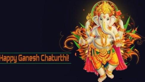 """गणेश चतुर्थी पर कोट्स - Ganpati Bappa Chaturthi Quotes in Hindi"