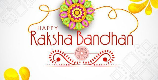 Happy Raksha Bandhan Wishes Quotes Messages Whatsapp - रक्षाबन्धन पर शुभकामनाये