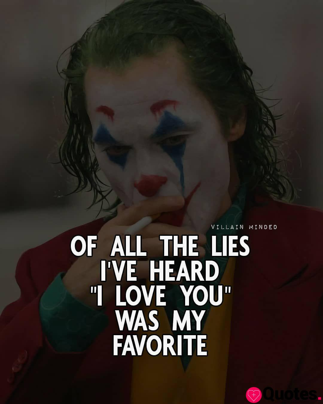 Love Joker Quotes : joker, quotes, Joker, Quotes, Motivation, Empire, Daily, Leading, Relationship, Quotes,, Sayings, Collections