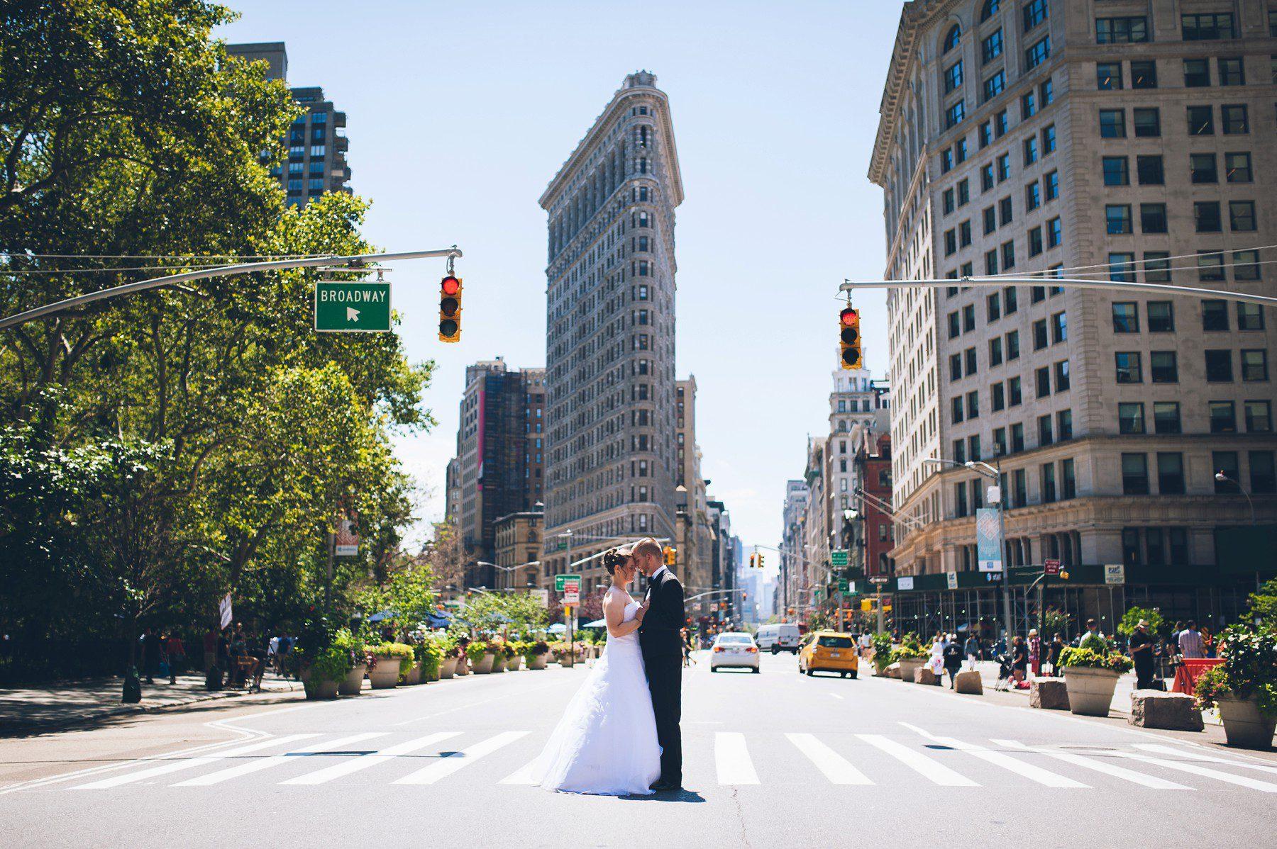 Heiraten New York