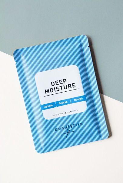 moisturizing your face