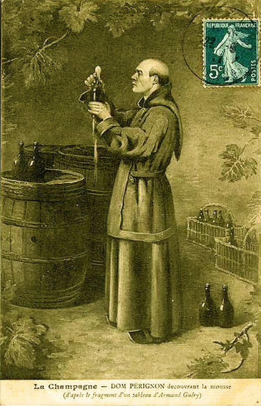 Dom Pierre Perignon