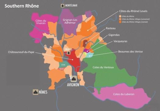 heerlijk en warme allemansvriend uit de Zuidelijke Rhône