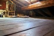 Casa Cristo - půda / an attic
