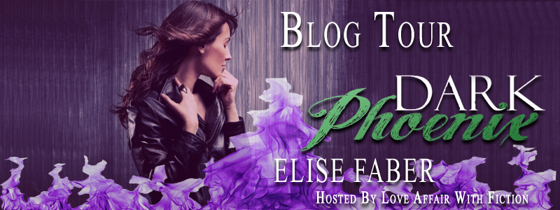 NEW RELEASE And GIVEAWAY DARK PHOENIX BY ELISE FABER
