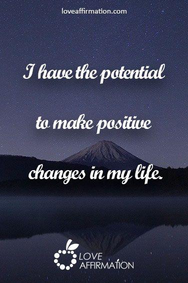 changes-affirmation