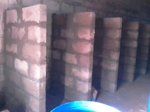 Public washroom build to end open defecation in ghana