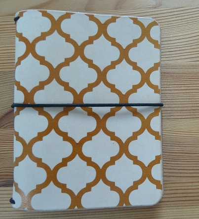 Unboxing my notebook from Onica Hanby (3/4)