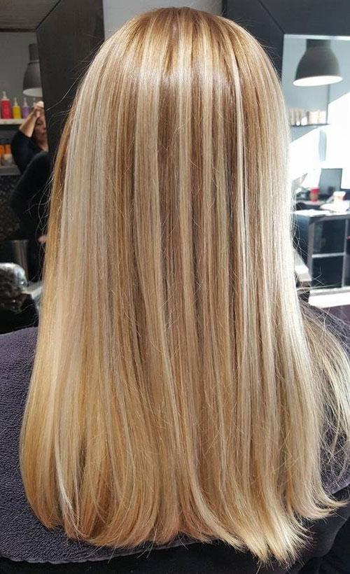 Blonde Hair Painting : blonde, painting, Painting, Color, Ambie