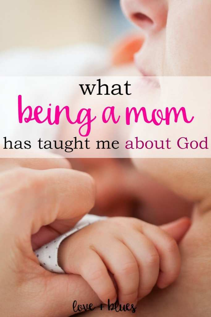 I agree with every word <3 I don't think I really understood God until He made me a mother!