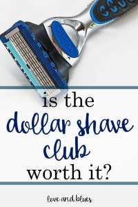 This is awesome! I've seen the adds for the Dollar Shave Club before, but I wasn't so sure about it. This makes me want to try it ;)