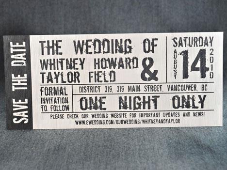 Paper paper everywhere wedding invitations  Cinta is Love