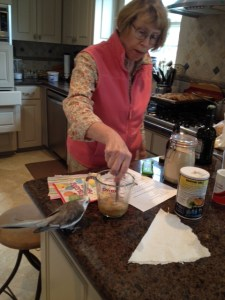 """Your extensive knowledge of all things culinary can also help improve simple kitchen basics like """"stirring."""""""