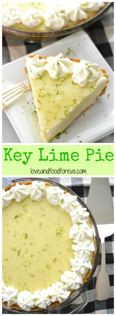 This Key Lime Pie recipe is classic, simple, and easy....and beats any restaurant version you've ever had!