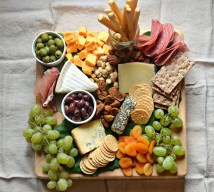 Fruit and Cheese Board Ideas