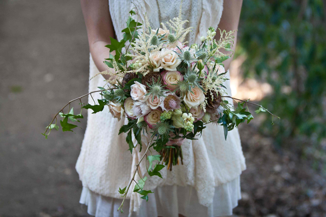 Designing A Winter Bouquet