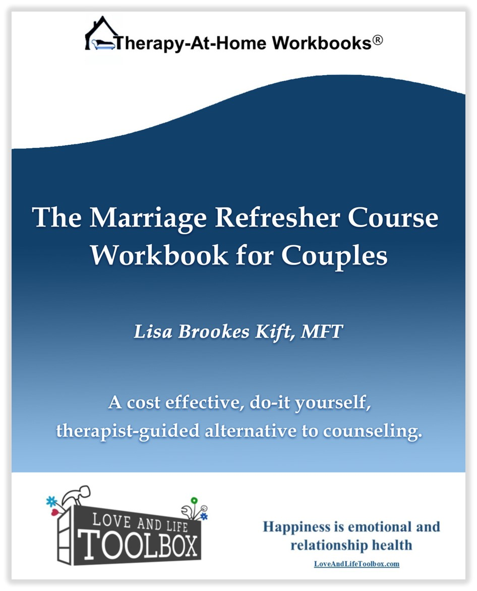 The Marriage Refresher Course Workbook for Couples