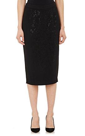 A.L.C. Stud Embellished Lee Skirt