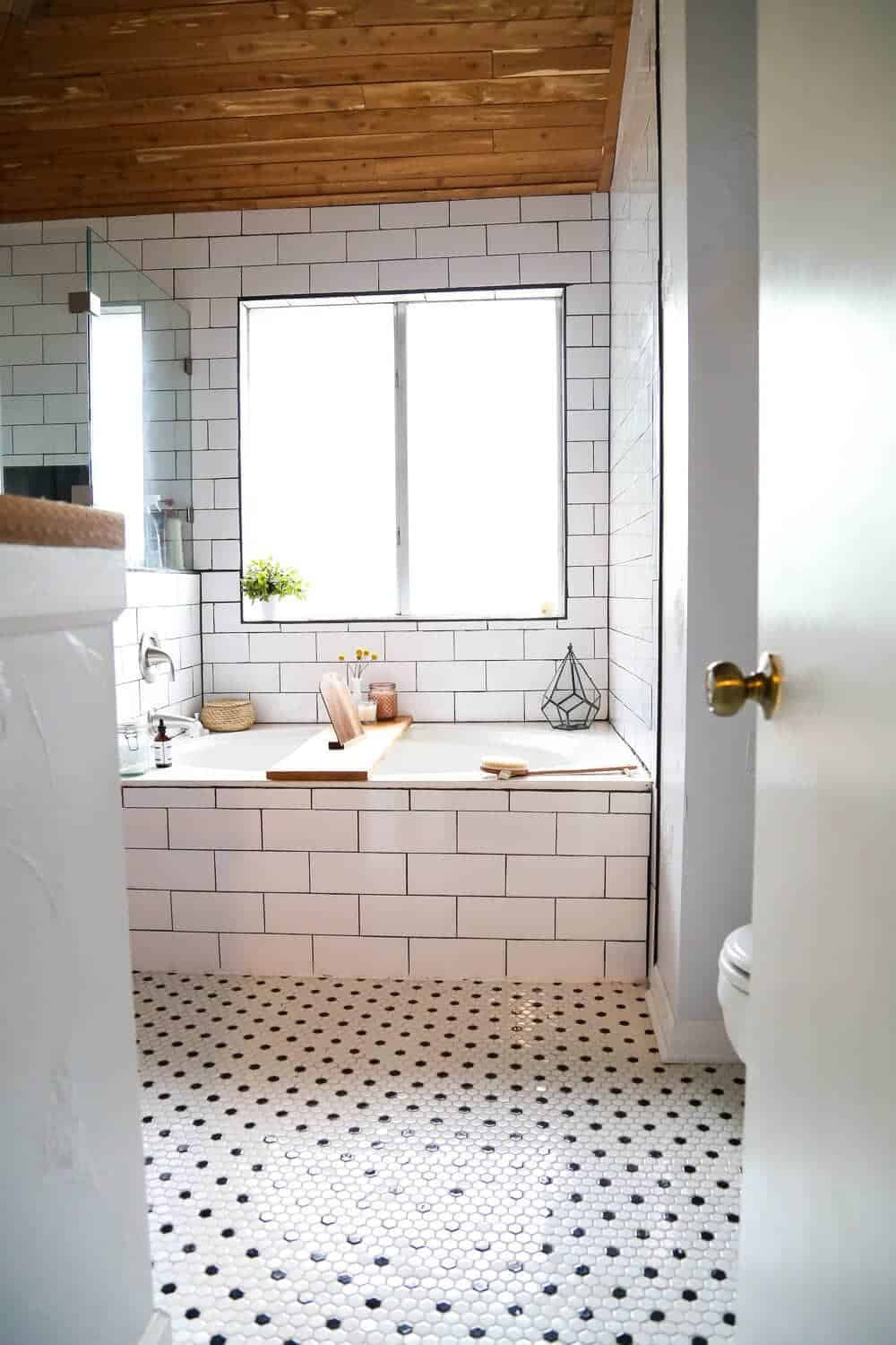 Our DIY Budget Bathroom Renovation  Love  Renovations