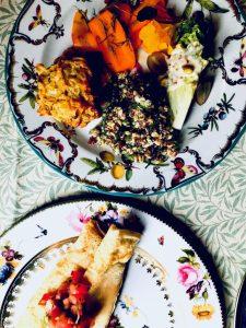 vegan picnic food