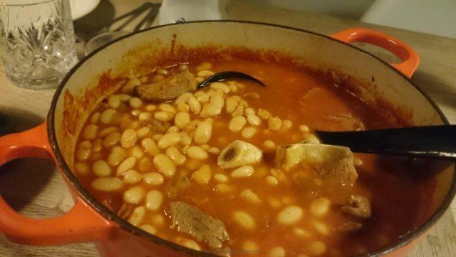 Etli kuru fasulye - tyrkisk bønnesuppe