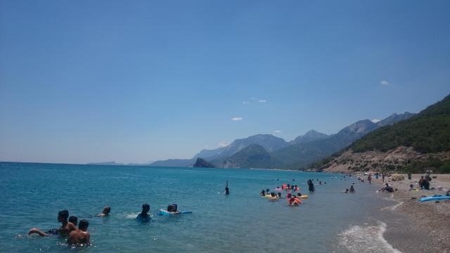 Sarisu beach 1