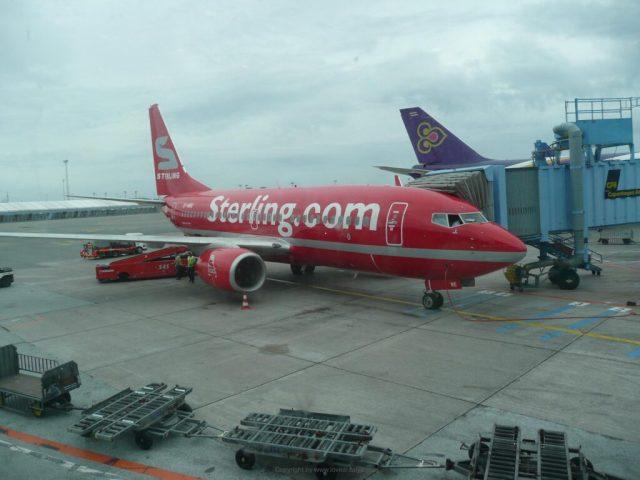 Flying Antalya