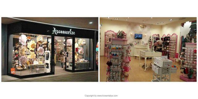 Migros shops