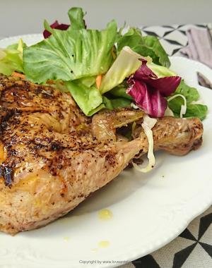 Kylling med sumak