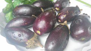 eggplants