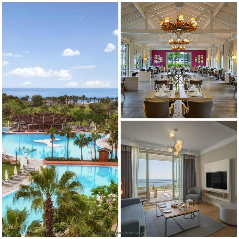 luxury hotel in Antalya