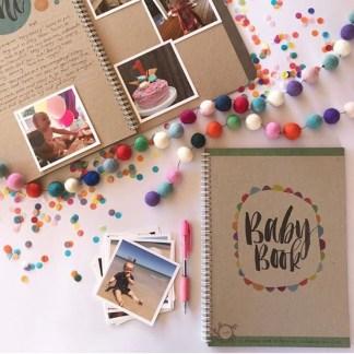 Baby Books & Pregnancy Journal