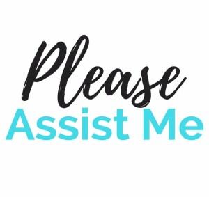 Please Assist Me Logo