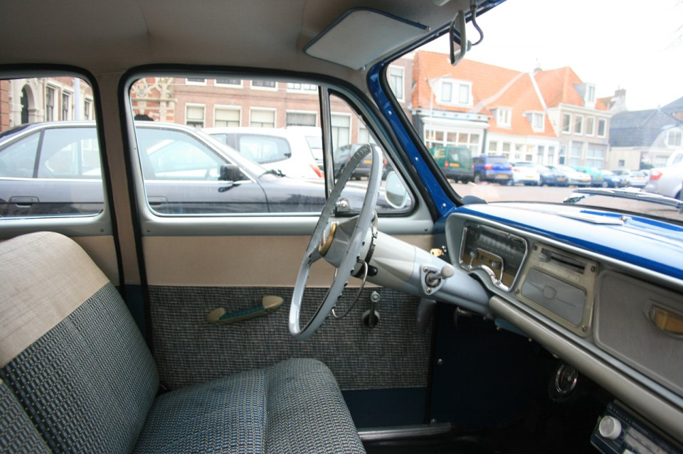 Simca Aronde Etoile P60 Interieur