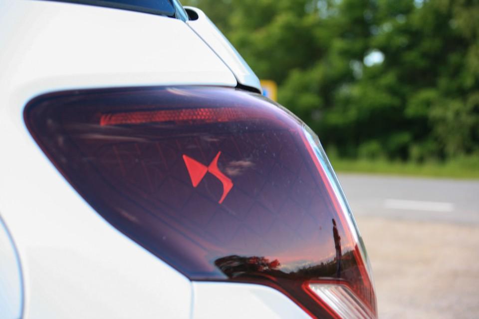 Citroën DS3 Cabrio Logo