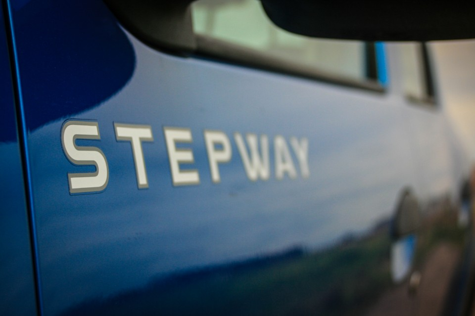 Dacia Sandero Stepway Logo