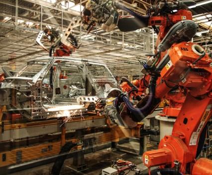 VDL Nedcar MINI fabriek Born
