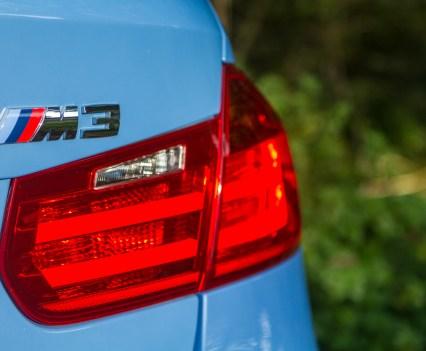 BMW F80 M3 logo 2014